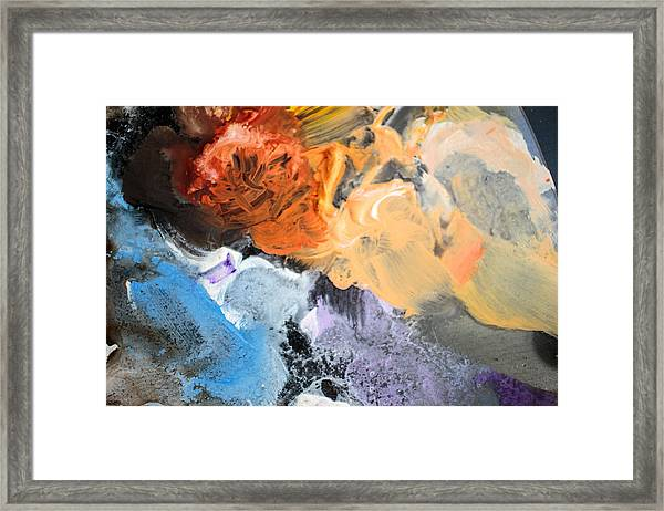 Pallet 4 Framed Print