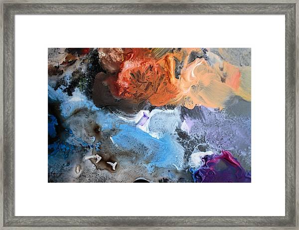 Pallet 6 Framed Print