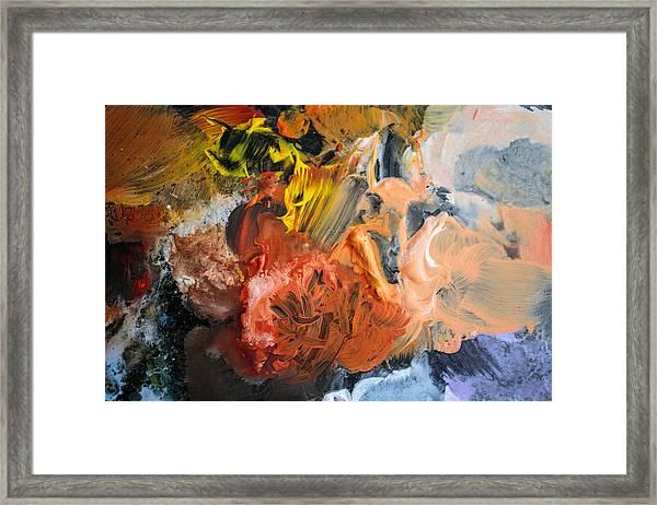 Pallet 9 Framed Print
