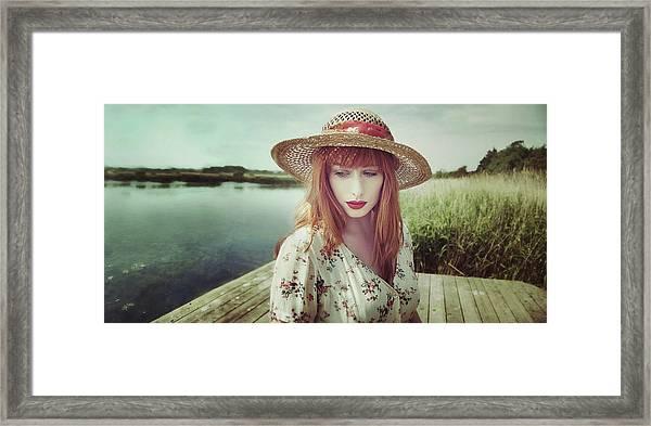 Panoptica Framed Print by Kenp