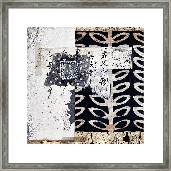 Papers Framed Print