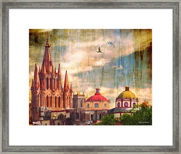 Parish Church Framed Print