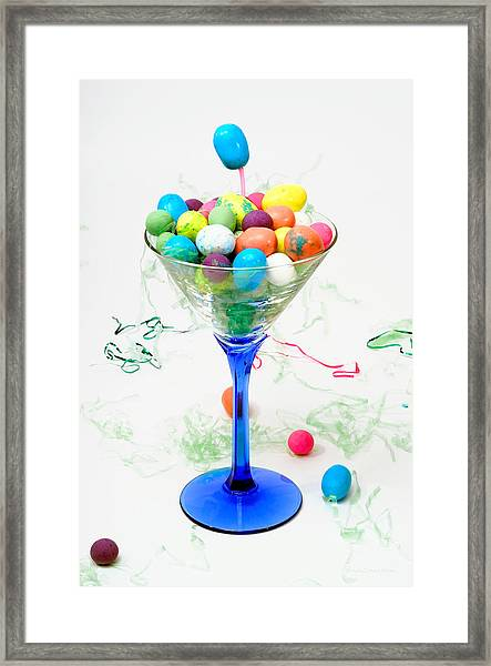 Party Time Framed Print