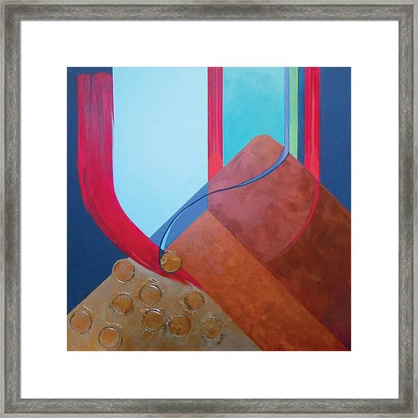 Passover Framed Print