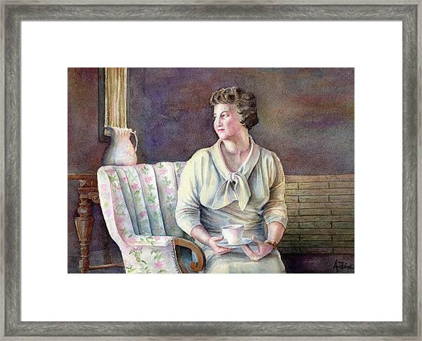 Patricia Framed Print