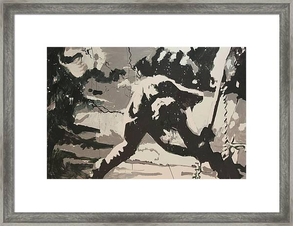 Paul Simonon Of The Clash Framed Print