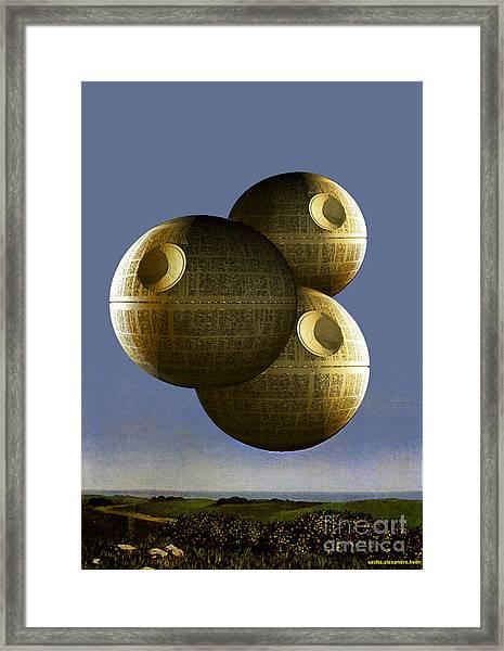 Pawn Framed Print