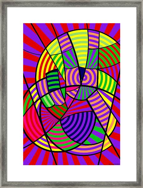 Peace 12 Of 12 Framed Print