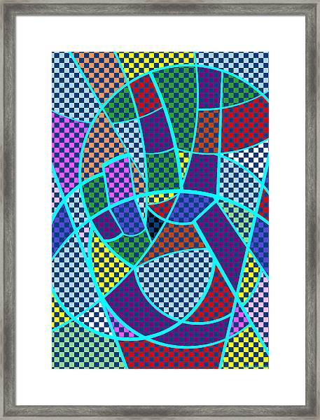 Peace 5 Of 12 Framed Print