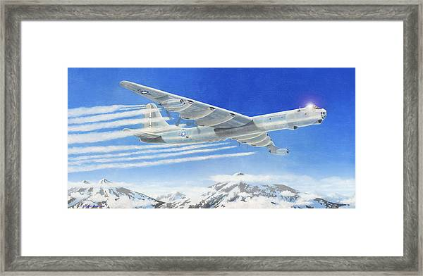 Peacemaker Framed Print
