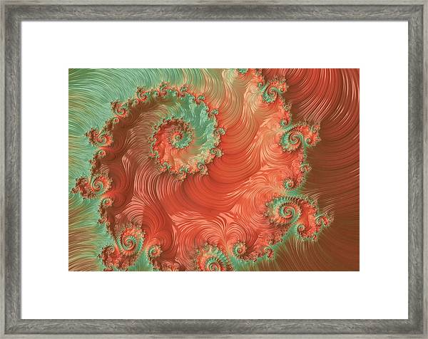 Pearls Of The Southwest Framed Print