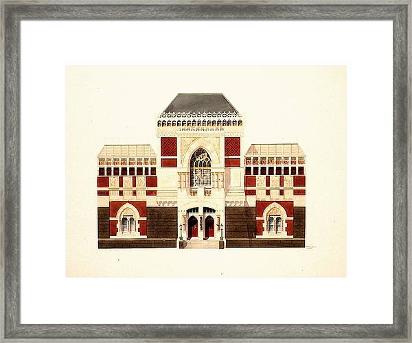 Pennsylvania Academy Of Fine Art Framed Print