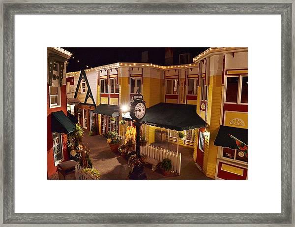 2-penny Lane - Rehoboth Beach Delaware Framed Print
