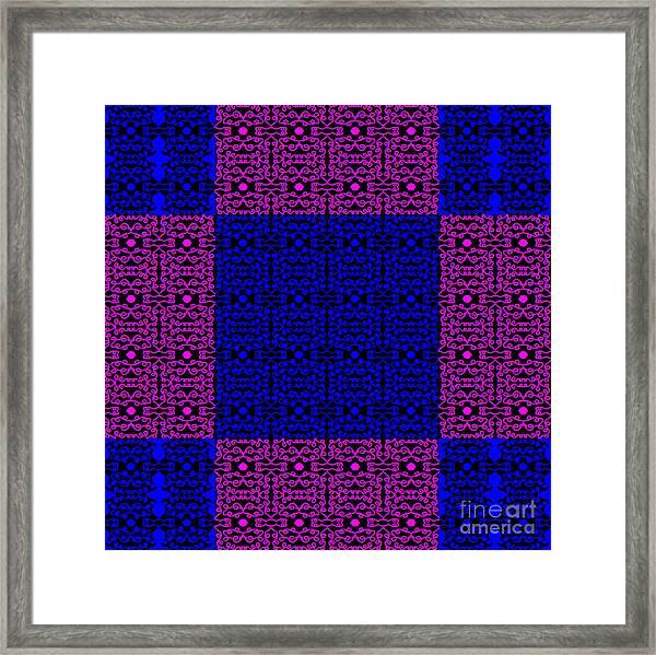 Perceptionii Framed Print