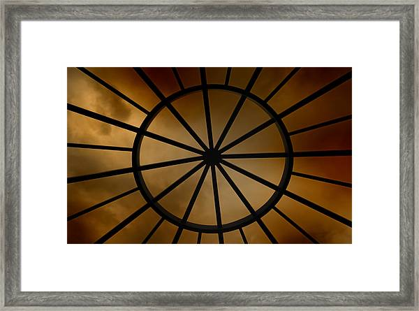 Perfect Pi Framed Print