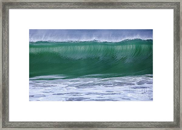 Perfect Wave Large Canvas Art, Canvas Print, Large Art, Large Wall Decor, Home Decor, Photograph Framed Print