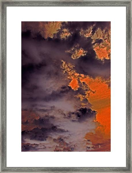 Pericardium Of Earth 2013 Framed Print