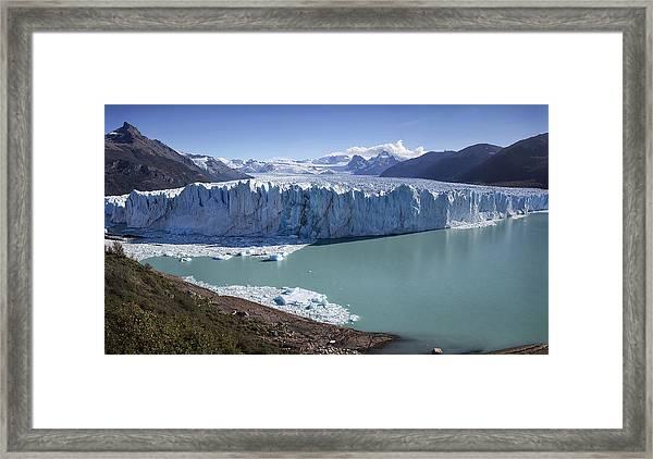 Perito Moreno Glacier Framed Print