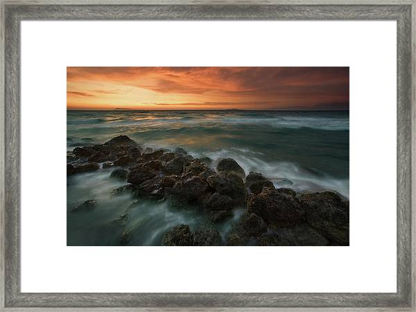 Peroulades... Framed Print