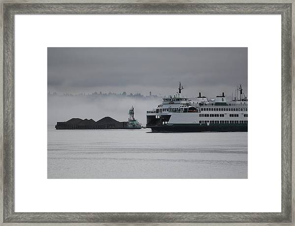 Perspective Is Everything Framed Print