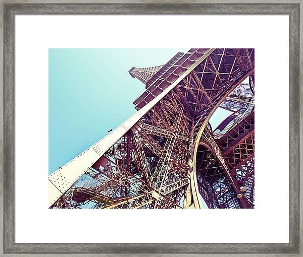Perspective Framed Print by Ivan Vukelic