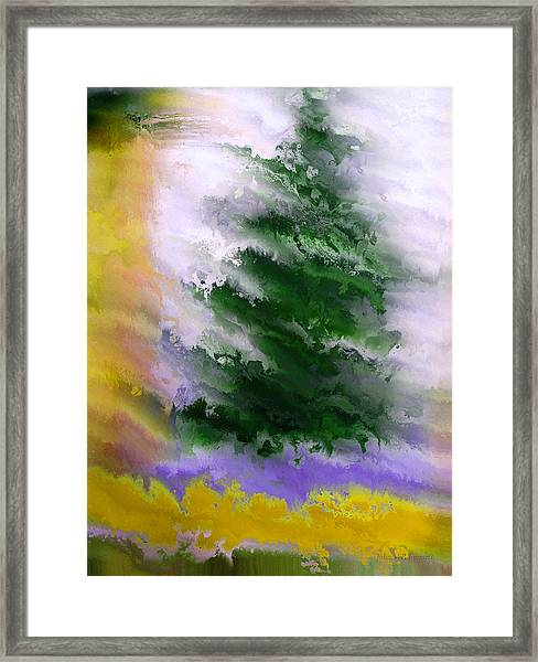 Pinehurst 119 Framed Print