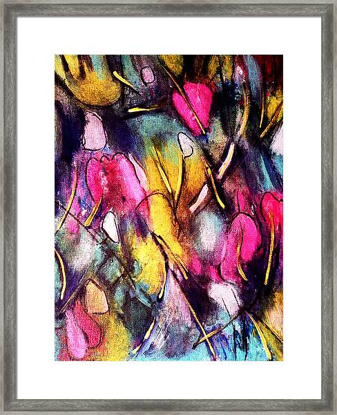 Pinktulips 2 Framed Print