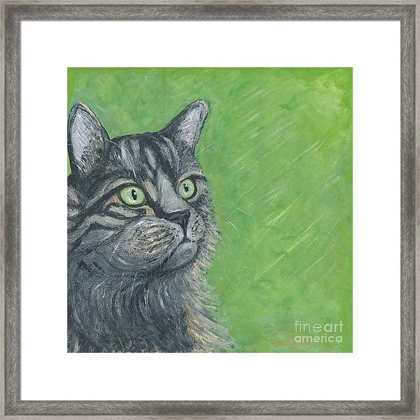 Pipers Hope Framed Print
