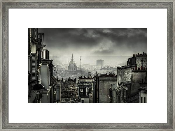 Plague Framed Print