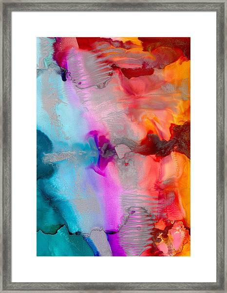 Polar Strength Framed Print