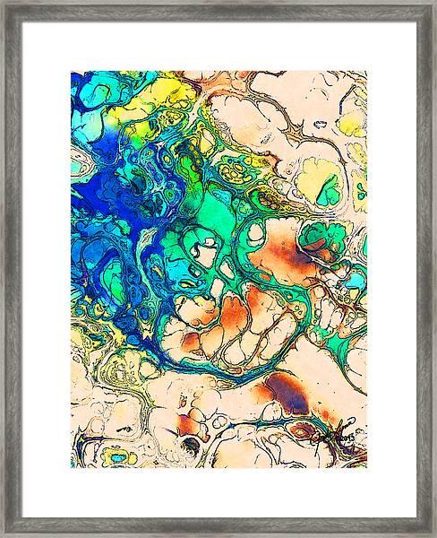 Polynation Framed Print