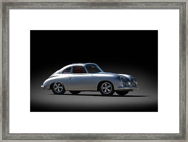 Porsche 356 Outlaw Framed Print