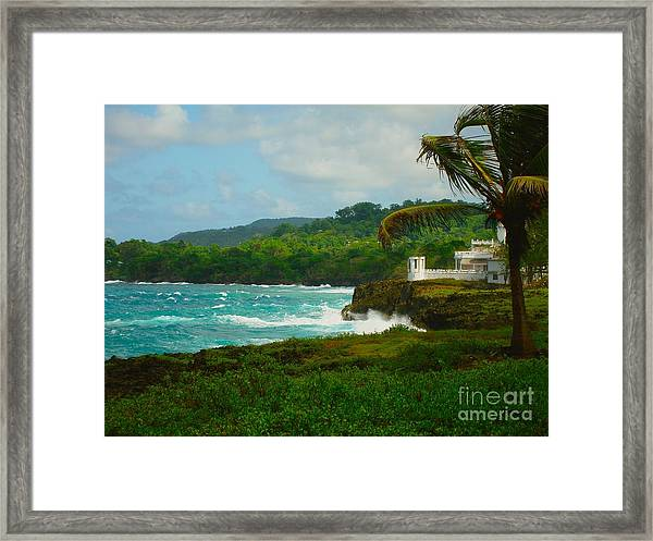 Port Antonio Framed Print