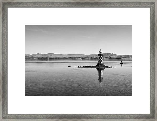 Port Glasgow Lighthouse Framed Print