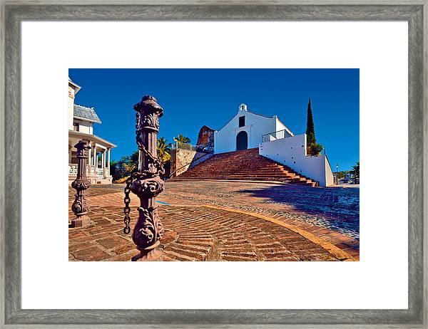Porta Coeli Church Framed Print
