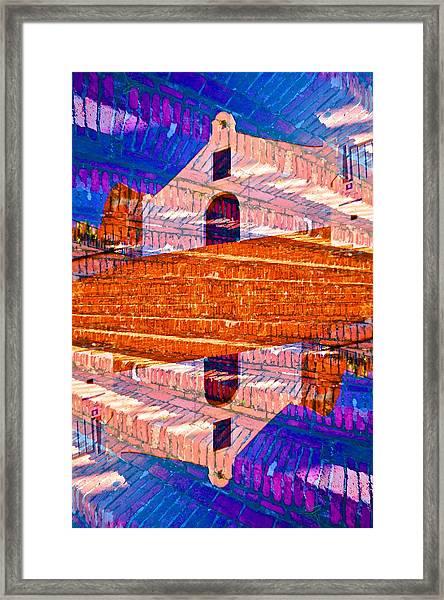 Porta Coeli Framed Print