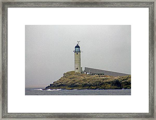 Portsmouth Framed Print