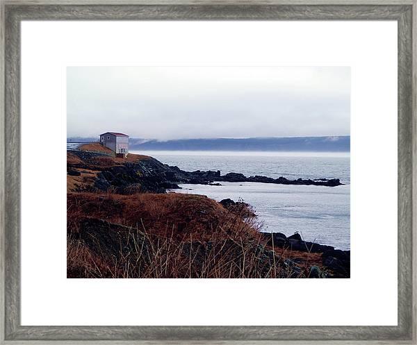 Portugal Cove Framed Print