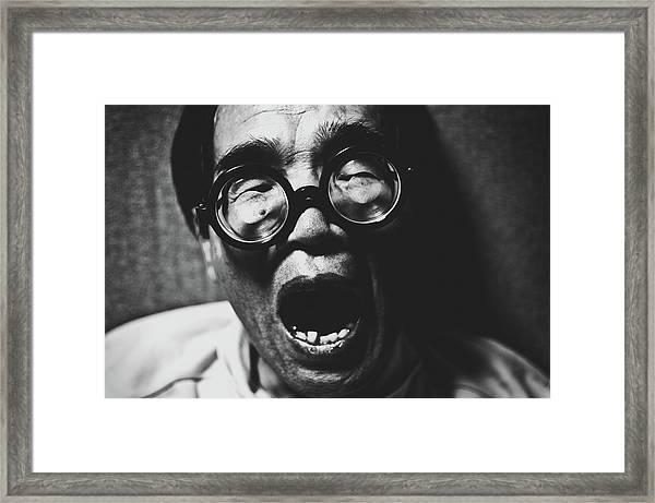 Poses Framed Print