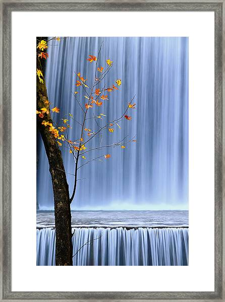 Postlude Framed Print by Mary Kay