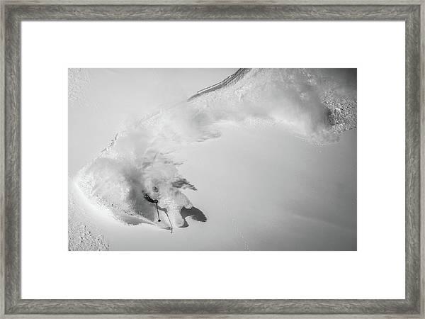 Powradise Framed Print