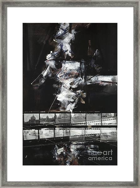 Prague Souvenir IIi Framed Print