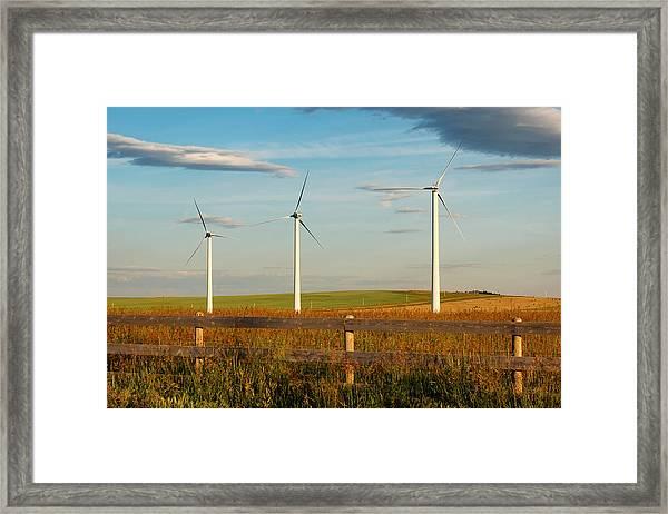 Prairie Wind 2 Framed Print