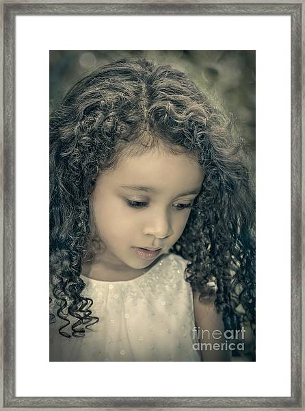 Precious Time Framed Print