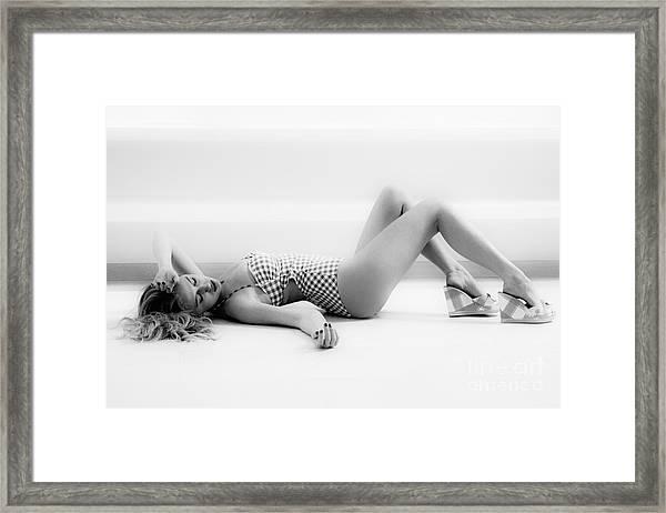 Prestige Framed Print