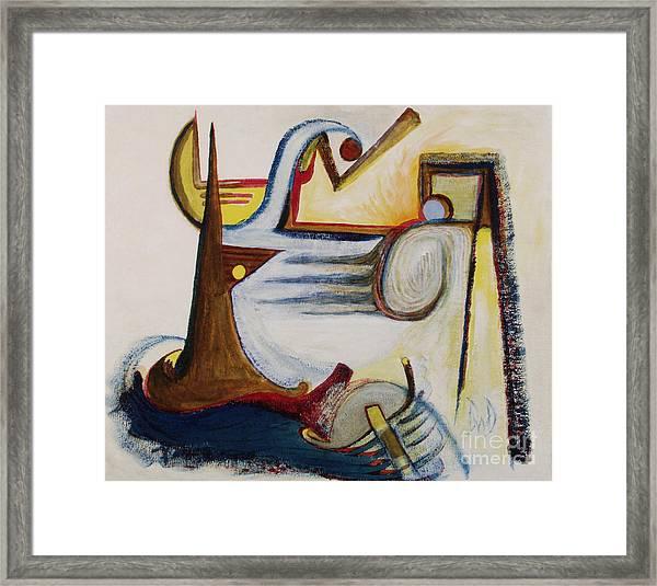 Pretense 2 Framed Print by David Douthat