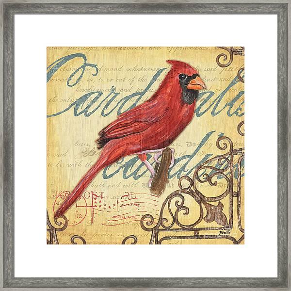 Pretty Bird 1 Framed Print