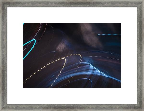Pretty Thoughts Framed Print