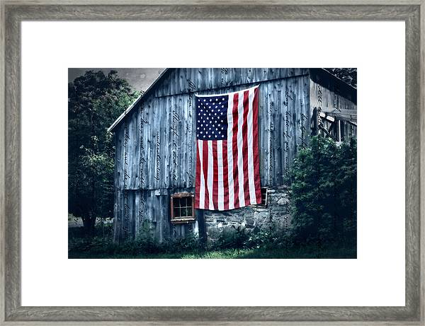 Pride Framed Print by T-S Fine Art Landscape Photography
