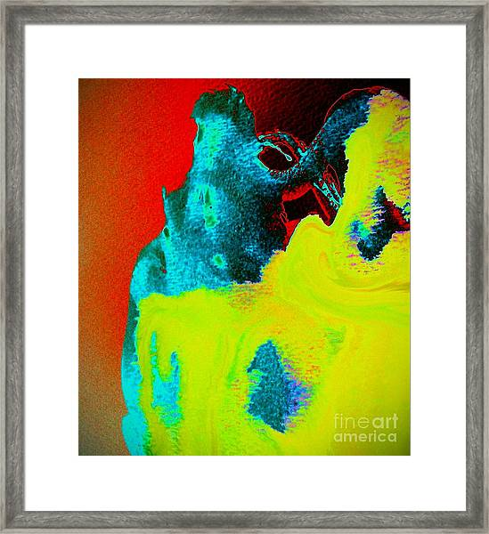 Primary Framed Print